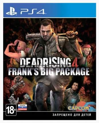 Игра Dead Rising 4 для PlayStation 4