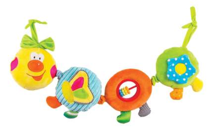 Подвесная игрушка Гусеница Камилла 0+ Happy Snail 14HS003PG
