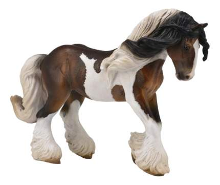 Фигурка лошадки Collecta Тинкер жеребец пегий 88794b