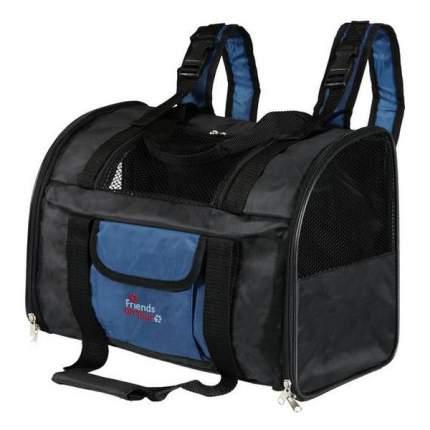 Сумка-переноска TRIXIE 42x42x21см 16228 синий, черный