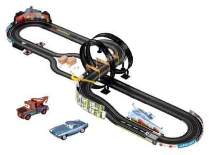 Автотрек Carrera Тачки 2 Секретная Миссия GO!!! 22180 Disney