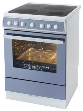 Электрическая плита Kaiser HC 62010 W Moire White