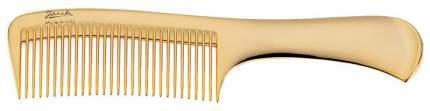 Расческа Janeke Golden Wide-teeth Comb with Handle