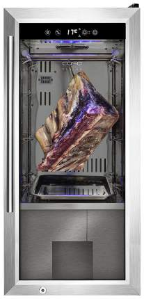 Холодильная витрина CASO Dry-Aged Cooler Steel