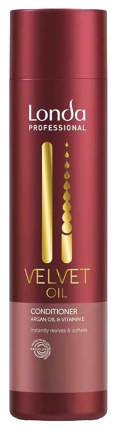 Кондиционер для волос Londa Professional Velvet Oil с аргановым маслом 250 мл