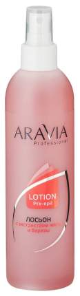 Средство для депиляции Aravia С экстрактом мяты и березы 300 мл