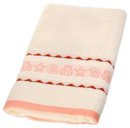 Банное полотенце, полотенце универсальное Belezza maritime розовый