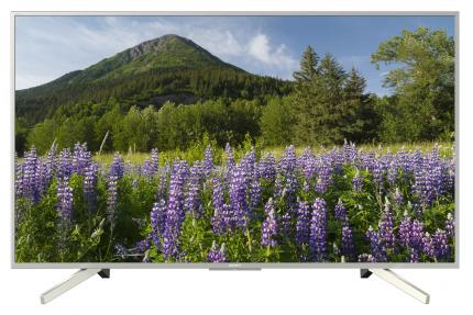 4K UHD Телевизор Sony KD-55XF7077