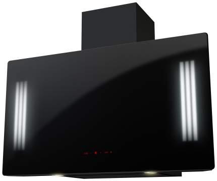 Вытяжка наклонная KRONAsteel Naomi Silent mirror 900 5P-S Black