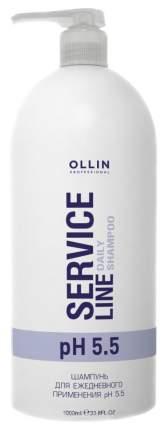 Шампунь Ollin Professional Service Line Daily Shampoo 1000 мл