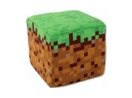 Мягкая игрушка Minecraft Dirt Block (Дёрт Блок) маленький, 10 см