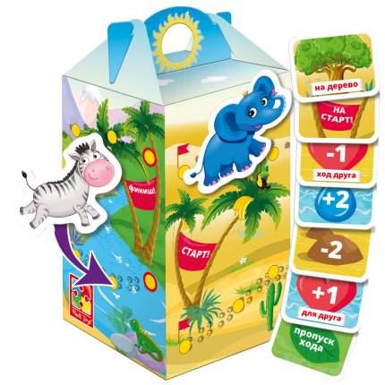 Настольная игра с липучками Vladi Toys Беги, слоник