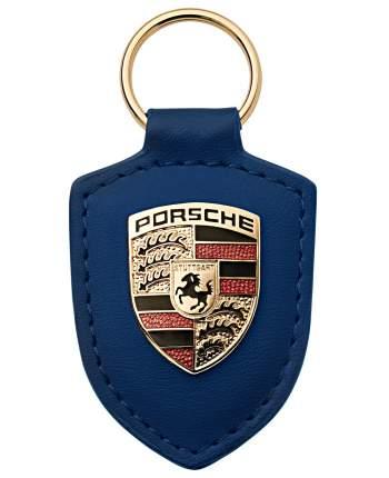 Брелок для ключей с гербом Porsche Crest Keyring WAP0500950E Blue