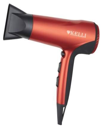 Фен Kelli KL-1115 Red