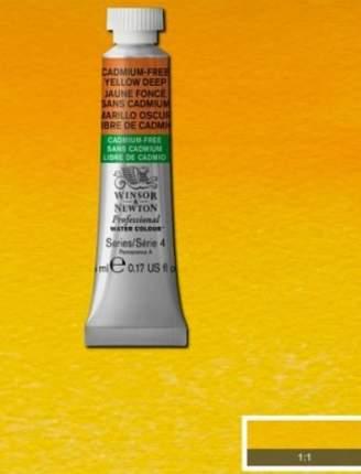 Акварель Winsor&Newton Professional Cadmium Free желтый 5 мл