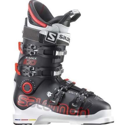Горнолыжные ботинки Salomon X Max 100 2015, black, 28