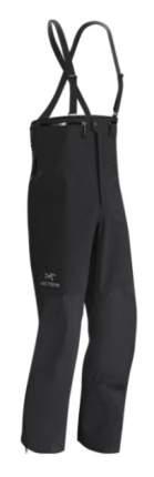Спортивные брюки Arcteryx Beta SV Bib, Black, M INT