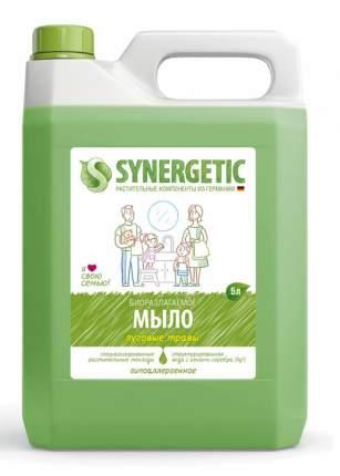 Жидкое мыло Synergetic Луговые травы 5 л