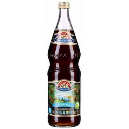 Газированный напиток Напитки из Черноголовки Байкал стекло 1 л упаковка 6 шт
