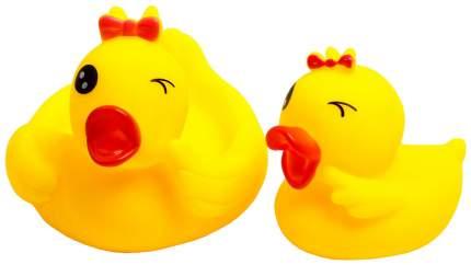Игрушка для купания Крошка Я Озорные уточки 2633994 2 шт