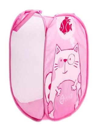 Корзина для хранения игрушек Наша Игрушка Забавный кот HLJ171020-3-2