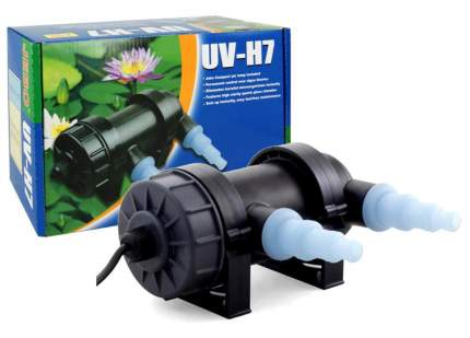 Ультрафиолетовый стерилизатор для аквариумов Jebo UV-H, до 500л, 7 Вт