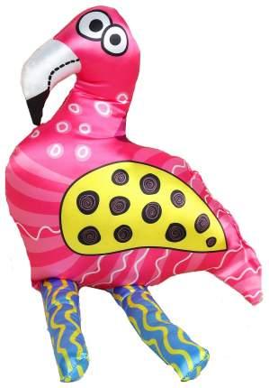 Мягкая игрушка Фламинго, розовые полосы Sima-Land