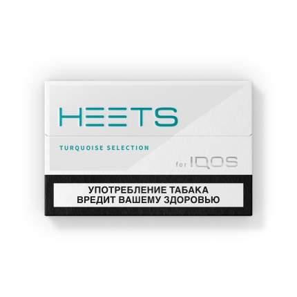 Стики HEETS Turquoisе Selection бирюзовый