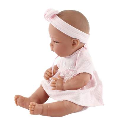 "Кукла-младенец ""Фиона"", в розовом (33 см)"