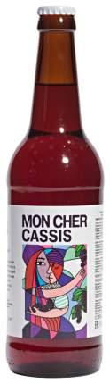 Пивной напиток Mon Cher Cassis 500 мл