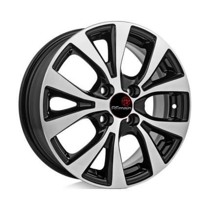 Колесные диски Remain Hyundai Solaris (R161) 6,0\R15 4*100 ET48 d54,1 Алмаз-черный 16100AR