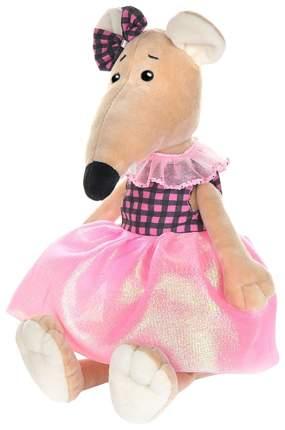 """Мягкая игрушка """"Крыса Анфиса в платье с бантом"""", 27 см"""