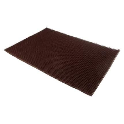 Покрытие ковровое щетинистое в ковриках 45*60см, темный шоколад, In'Loran арт. 40-4562
