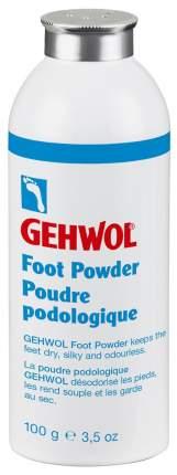 Дезодорант для ног Gehwol Foot Powder 100 г