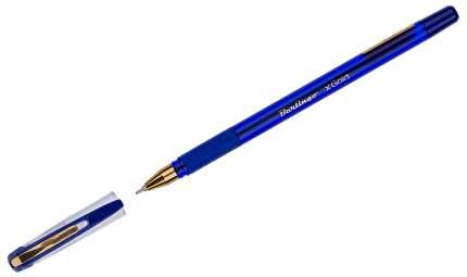 "Ручка шариковая ""xGold"", 0,7мм, синяя"