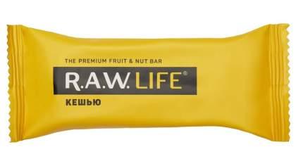 Орехово-фруктовый батончик R.A.W. LIFE  кешью 47 г