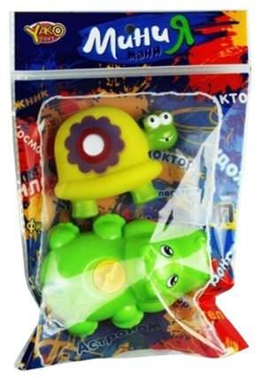 Набор из 2 игрушек-брызгалок в ванну МиниМаниЯ арт. М6716.