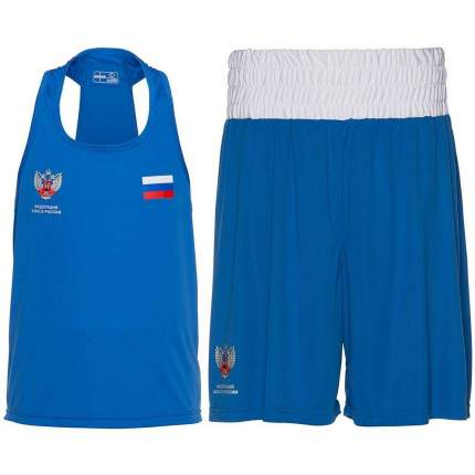 Форма Clinch Competition ФБР, blue, M INT