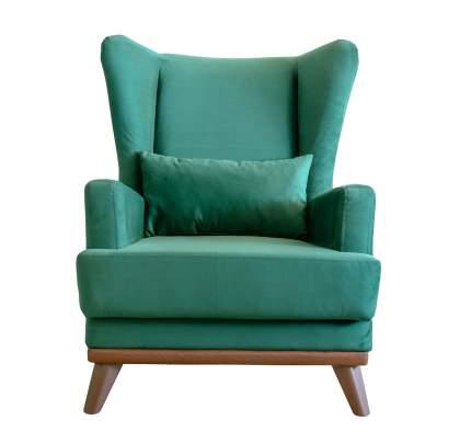 Кресло для гостиной Mobi Оскар ТК 316, зеленый