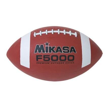 Мяч для американского футбола Mikasa F5000, 7, коричневый