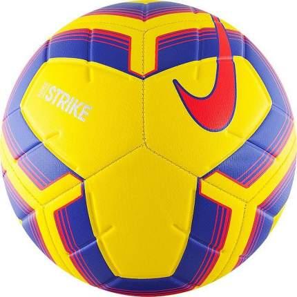 Футбольный мяч Nike Strike №5 blue/yellow