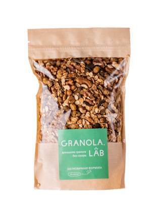 Гранола Granola.Lab шелковичная формула