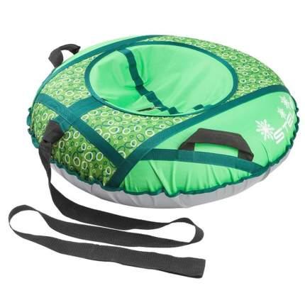 Санки надувные 110 см STELS без камеры СН030 зеленый