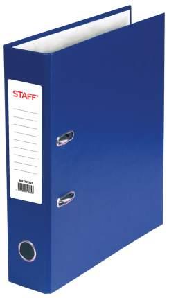 Папка STAFF 225207 Синий A4