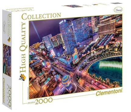 Пазл CLEMENTONI 32555 HQ Лас-Вегас 2000
