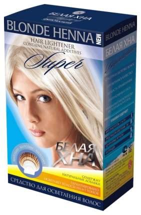 Осветлитель для волос Фитокосметик Blonde Henna Super 70 г
