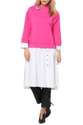 Платье женское KATA BINSKA NIKOL 1708012 розовое 44-46 EU
