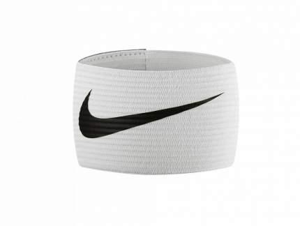 Капитанская повязка Nike Futbol Arm Band 2.0 white