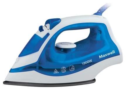 Утюг Maxwell MW-3038 White/Blue