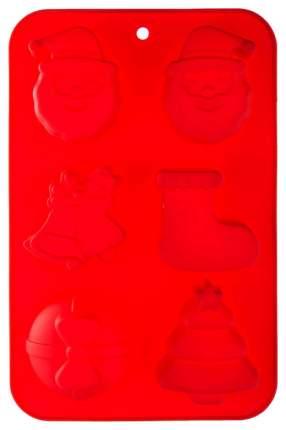 Форма для выпечки Agness 710-318 Красный